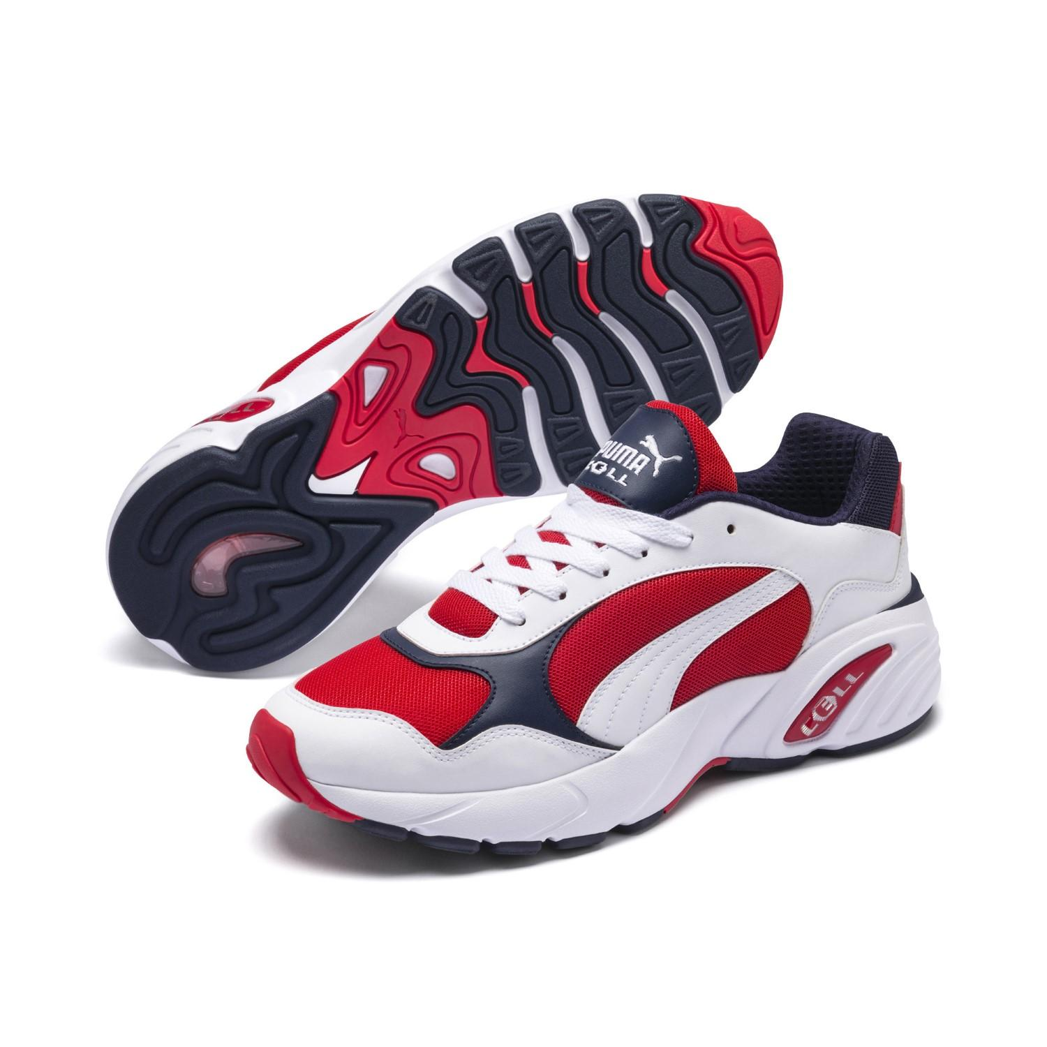 c72de292cf PUMA Cell Viper Sneakers in Red for Men - Save 34% - Lyst