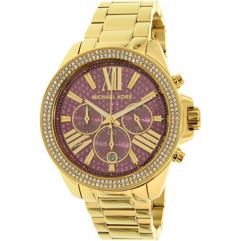c34432acec82 Lyst - Michael Kors Mk6290 Wren Watch in Metallic