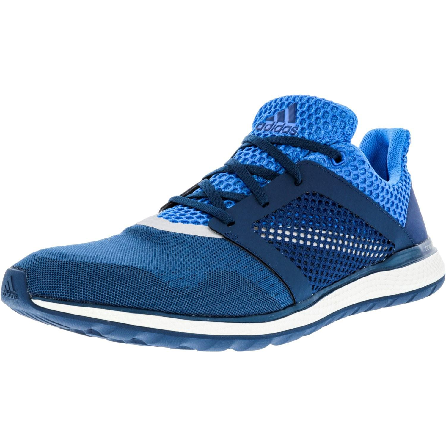 Lyst - Adidas Energy Bounce 2 Low Top Running Shoe - 13m in Blue for Men 2c15990e6