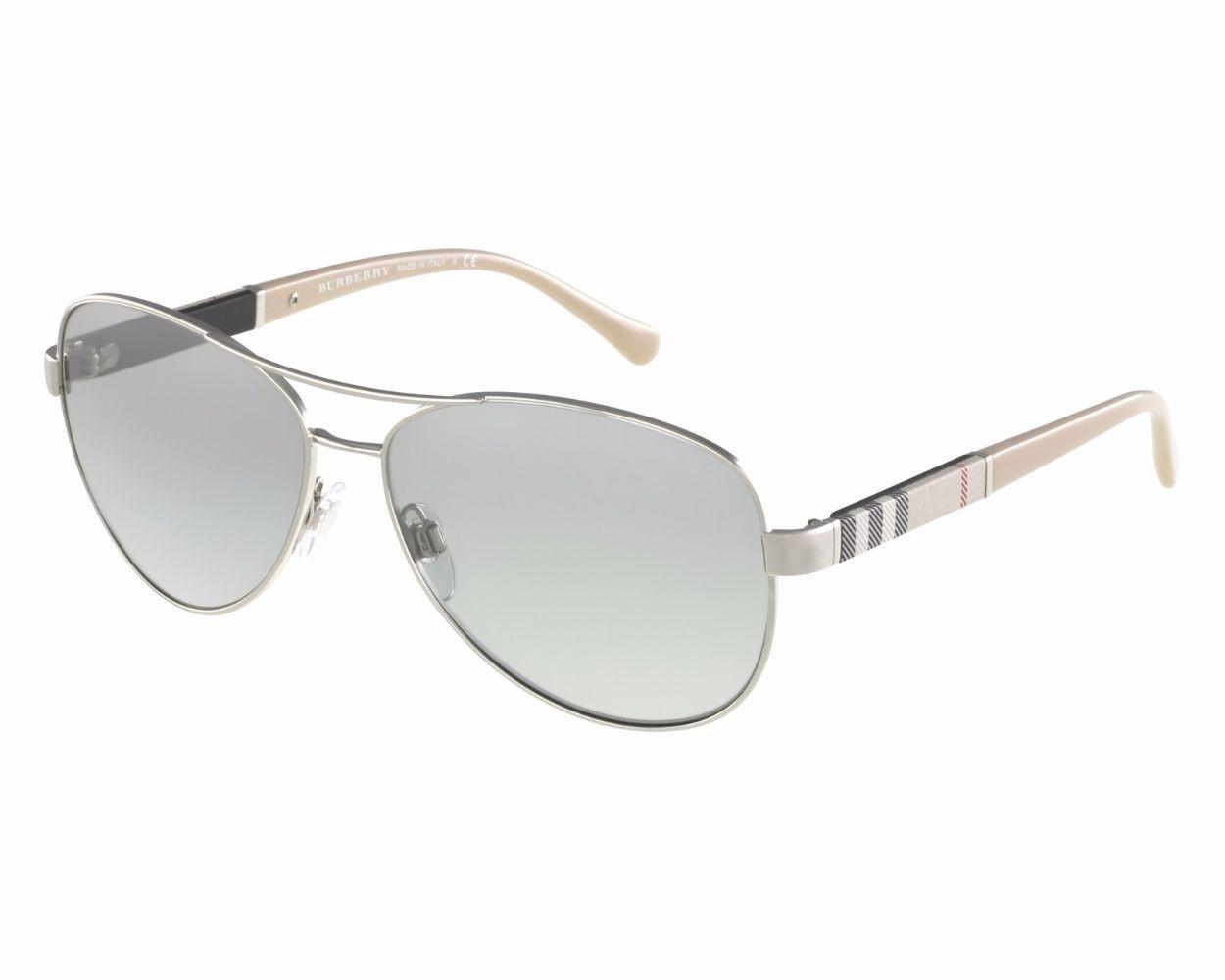 49d9a65db6 Lyst - Burberry Be3080 10056v 59mm Sunglasses