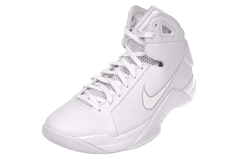 381094b56884 Lyst - Nike Hyperdunk 08 White white pure Platinum Ankle-high ...