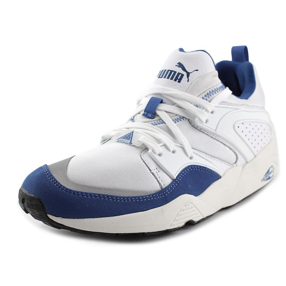 Lyst - Puma Blaze Of Glory Primary Men Us 12 White Sneakers in Blue ... 5993c6c47