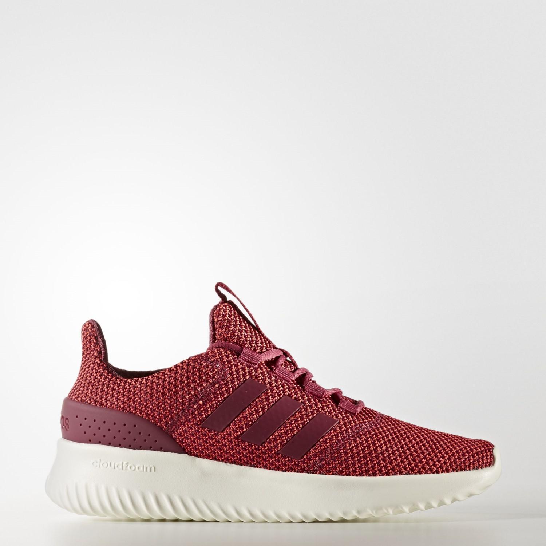 lyst adidas cloudfoam ultimate le scarpe in rosso