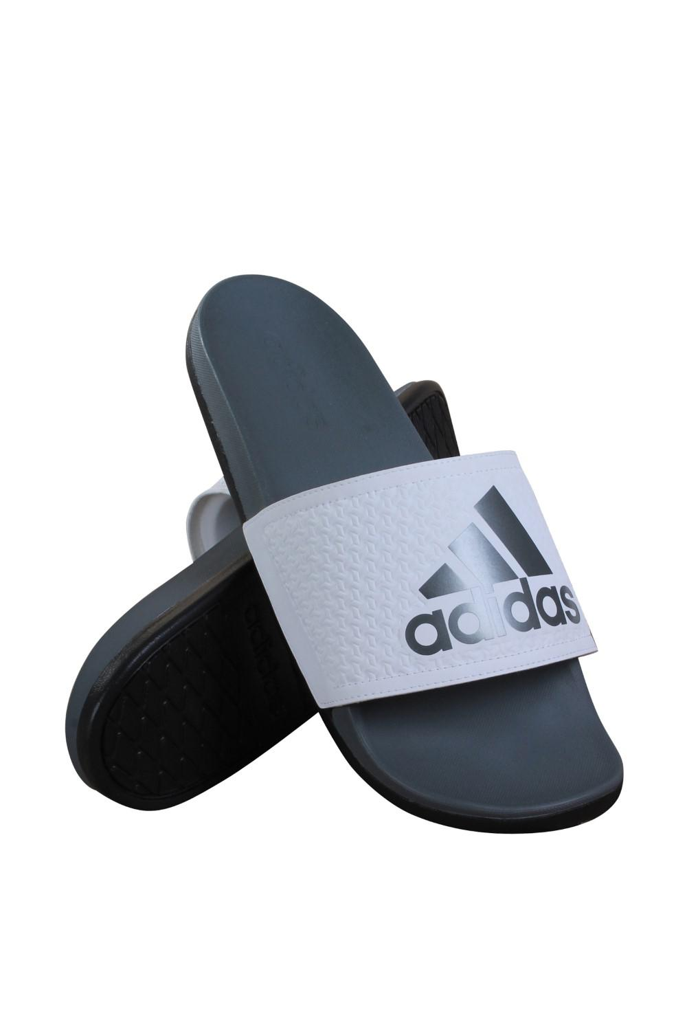 c3923937d Lyst - adidas Adilette Cloudfoam Ultra Athletic Sandals (white for Men