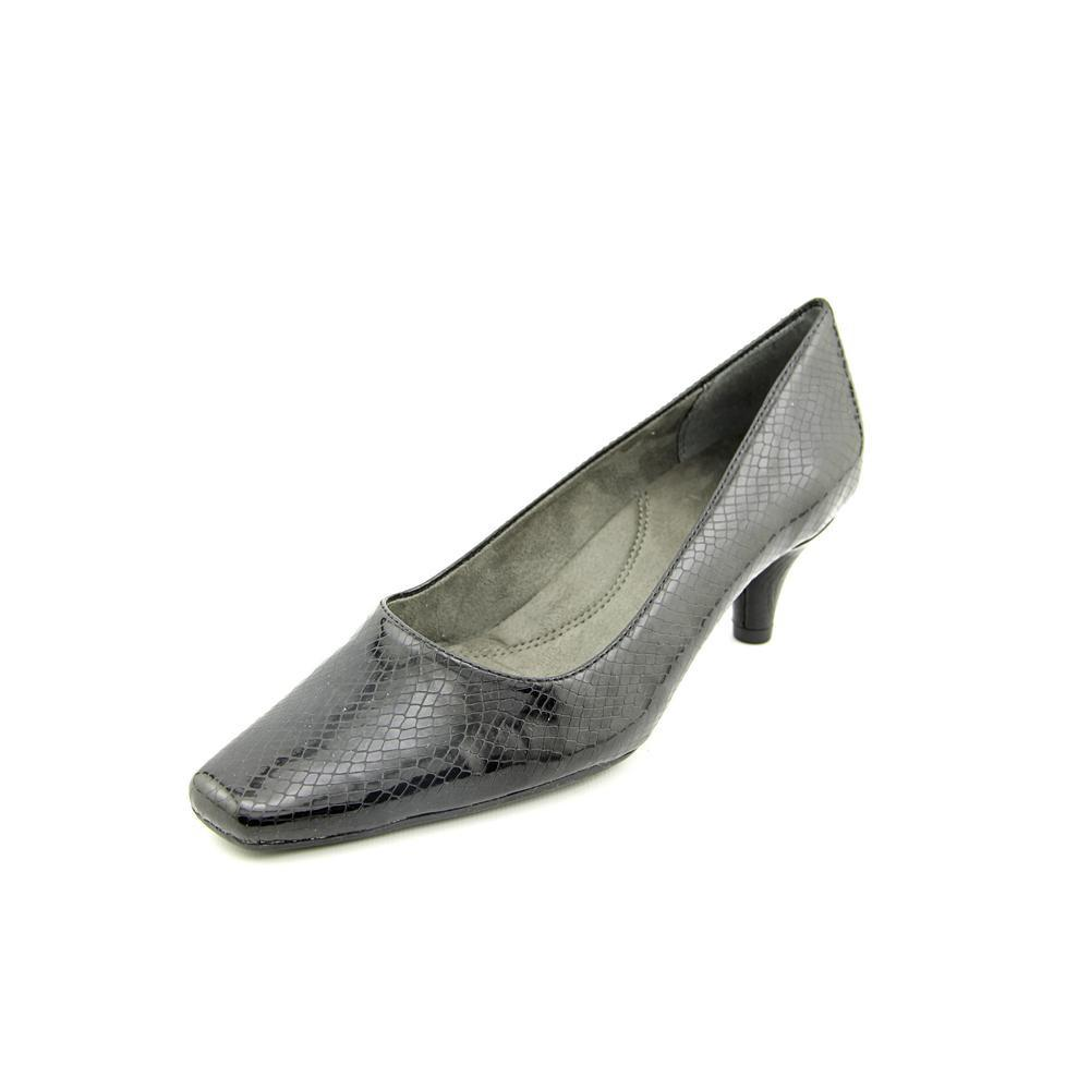 73e83a203d Lyst - Aerosoles Cheerful Women Us 11 W Black Heels in Black