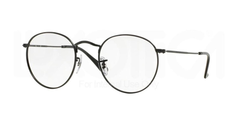 e4d4ce4232 Lyst - Ray-Ban Eyeglasses Optical Rx 3447 V 2503 Matte Black for Men