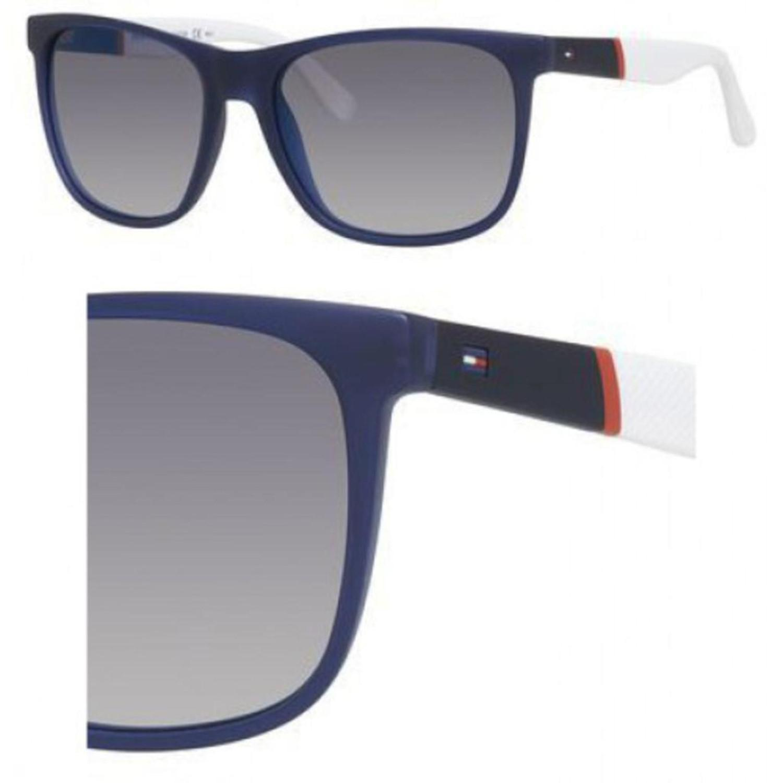 a4aec074cc Tommy Hilfiger 1281 Fmc Blue Red White 1281s Wayfarer Sunglasses ...
