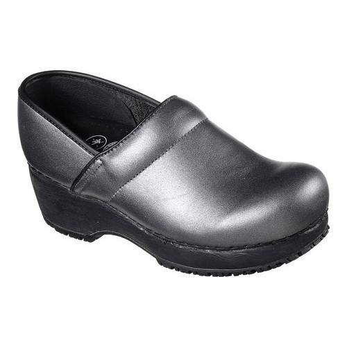 fa92812a76f4 Lyst - Skechers Work Clog Slip Resistant Shoe