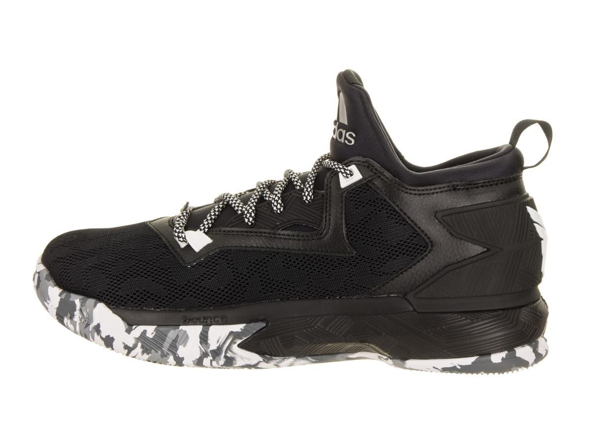 718335bd3cb6a Lyst - adidas D Lillard 2 Bounce B42383 in Black for Men