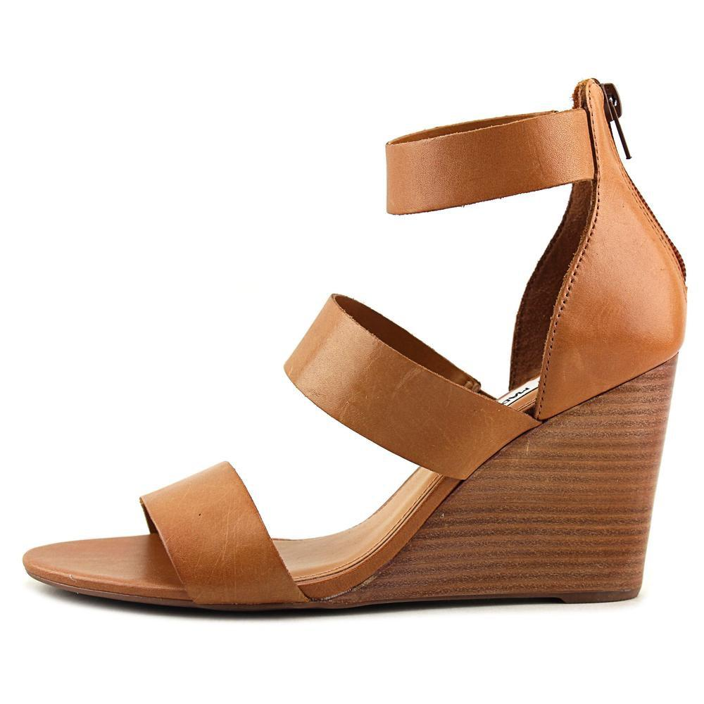 47f240dd790 Lyst steve madden kadenn women us tan wedge sandal in brown jpg 1000x1000  Linen wedge steve