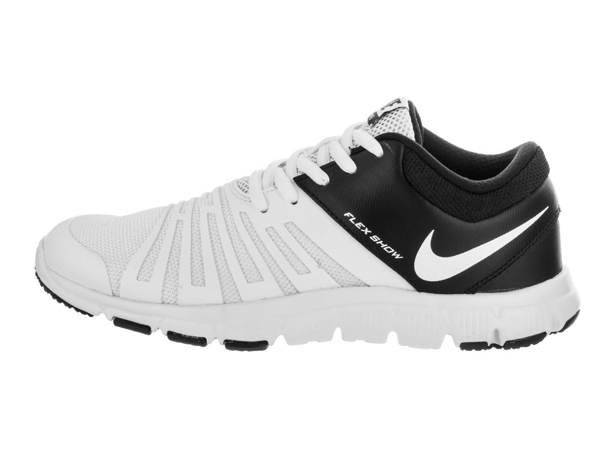 c63ebcc69589 Lyst - Nike Kids Flex Show Tr 5 (gs ps) Black white Training Shoe 7 ...