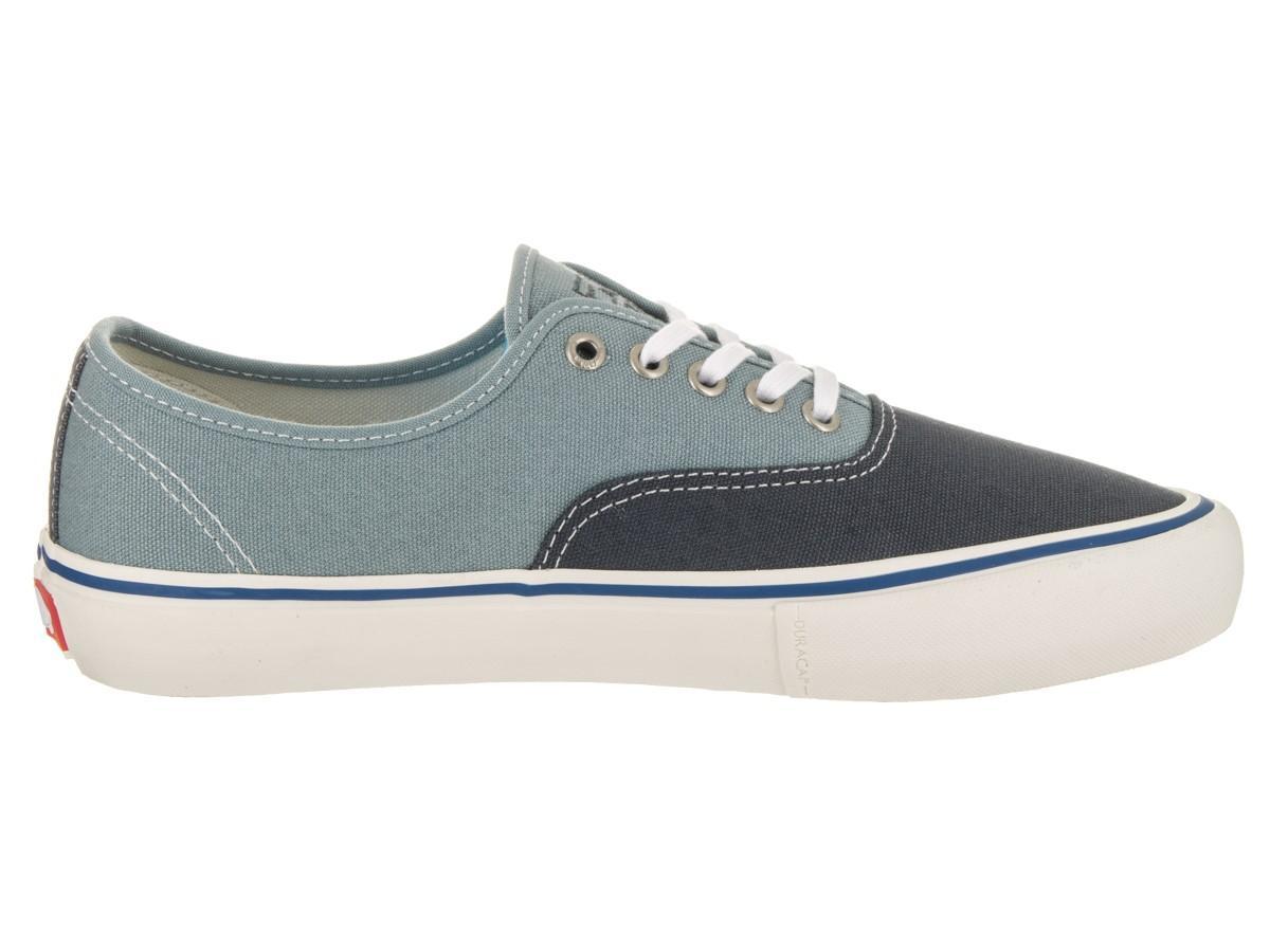 782e194418caeb Lyst - Vans Authentic Pro (elijah Berle) Navy two Tone Skate Shoe 8 ...