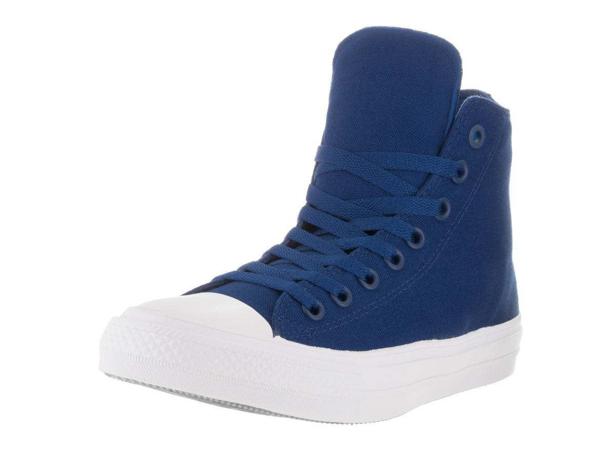 Converse Chucks Taylor All Star II Hi UE 365 SODALITE BLUE BLU 150146c NUOVO