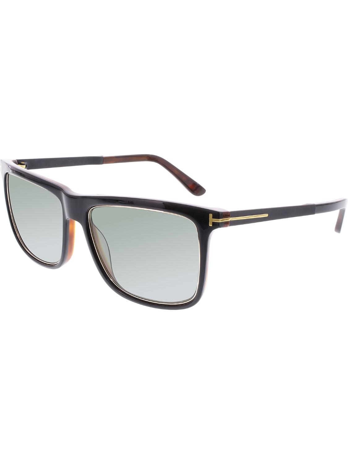 b595e5708e94 Lyst - Tom Ford Ft0392 Karlie Square Sunglasses in Black - Save ...