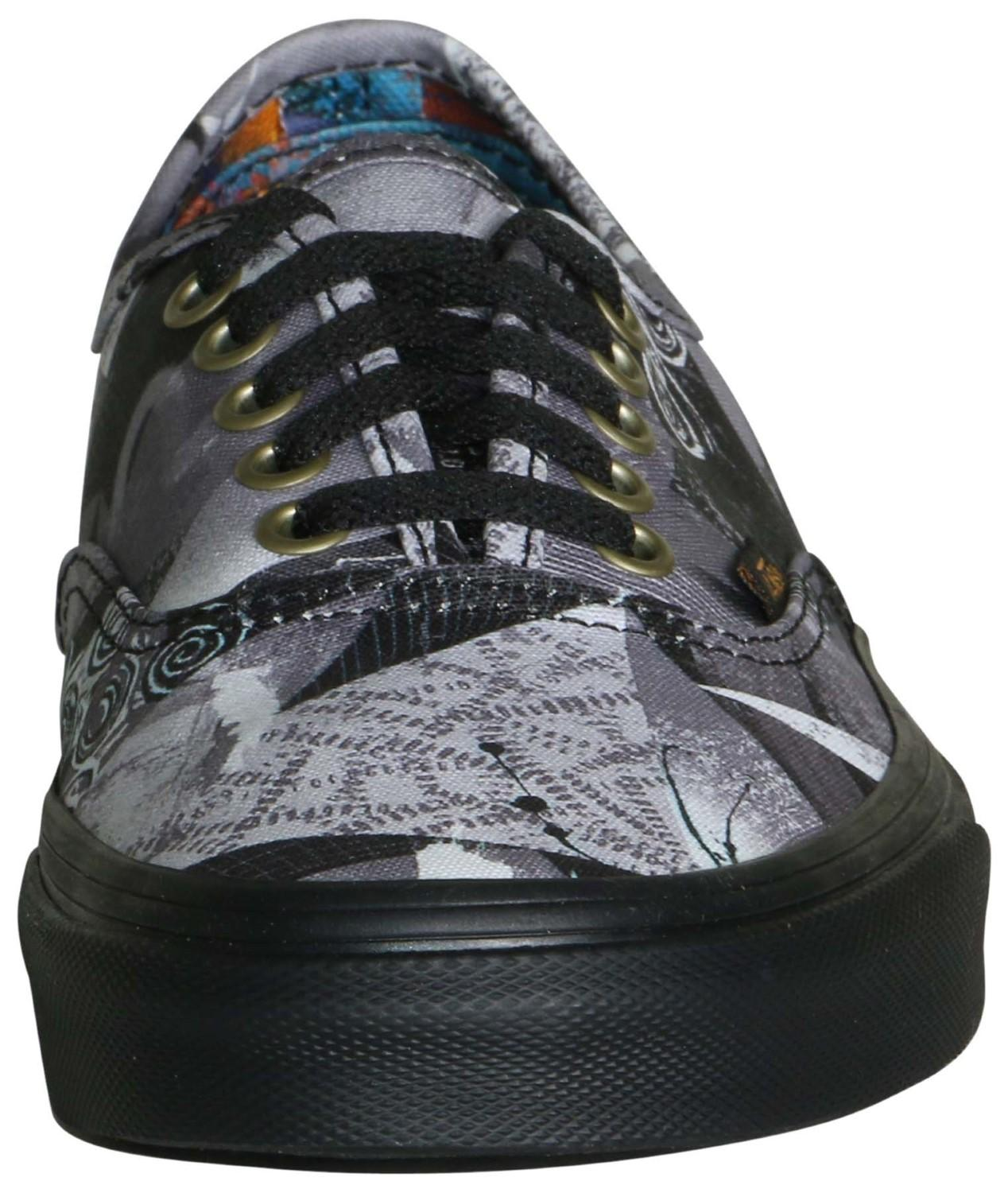 6d2d851a7a Vans - Gray Unisex Old Skool Abstract Skate Shoes-abstract -10.5- . View  fullscreen