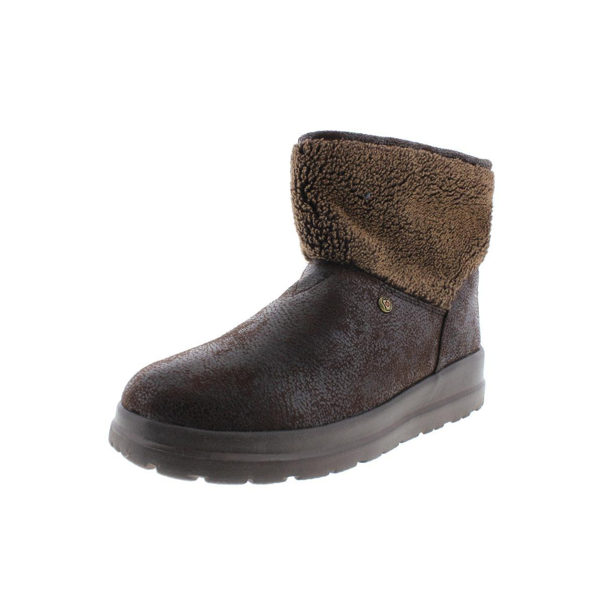105a3a8b5ba0 Lyst - Skechers Womens Cherish Freedom Ride Faux Leather Relaxed Fit ...