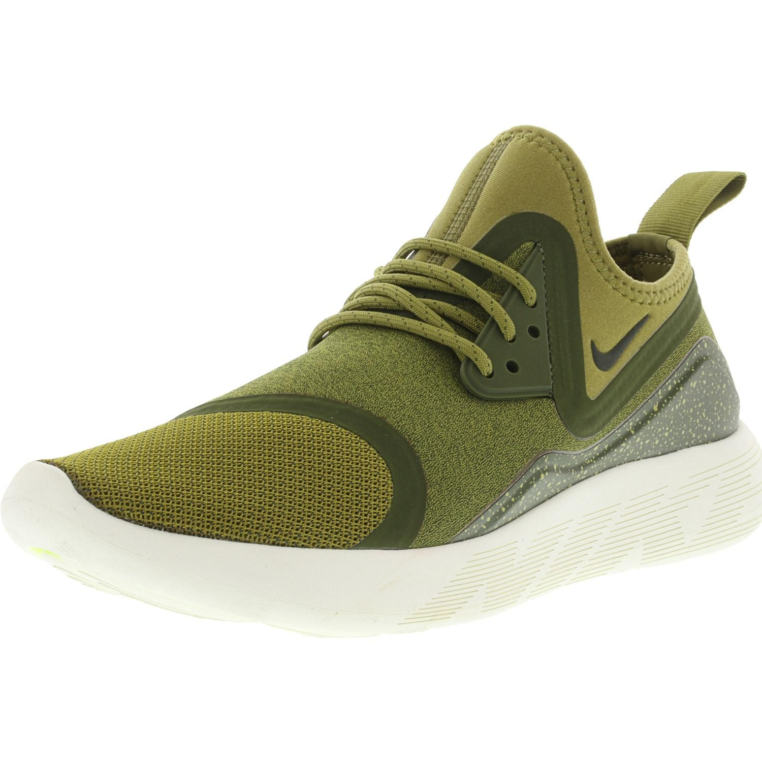 Lyst Nike Lunarcharge Essential Ankle high Fabric Running Shoe