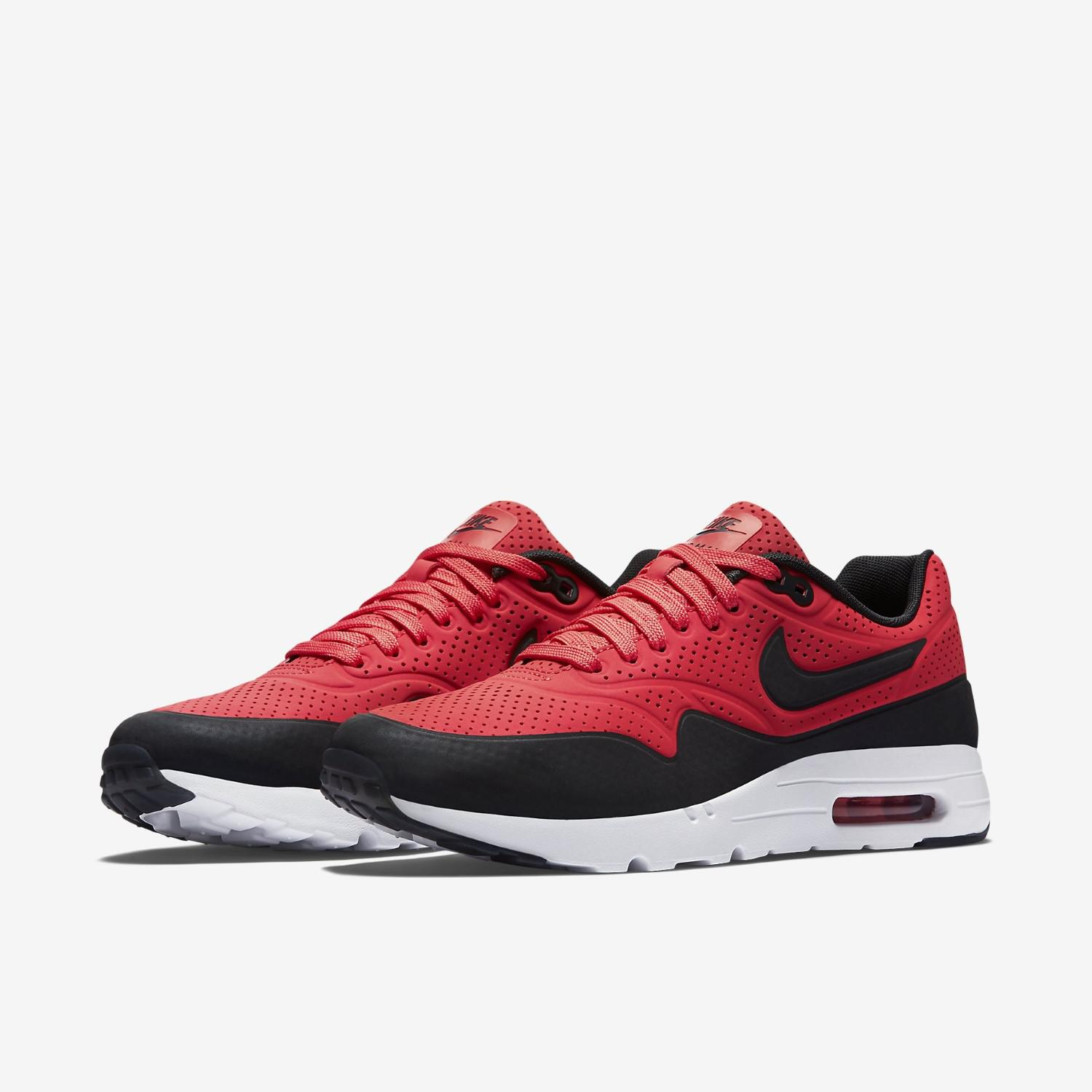 promo code 60c51 1ea66 Lyst - Nike Air Max 1 Ultra Moire Rio white anthracite 705297-601 ...
