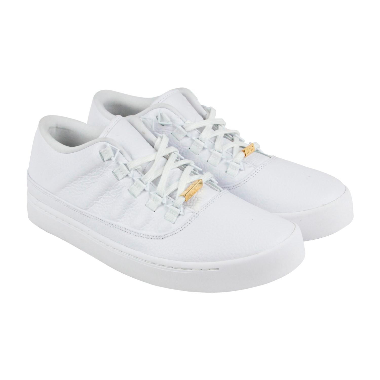 4ac0c8cf404b Lyst - Nike Jordan Westbrook 0 Low White White White Mens Lace Up ...