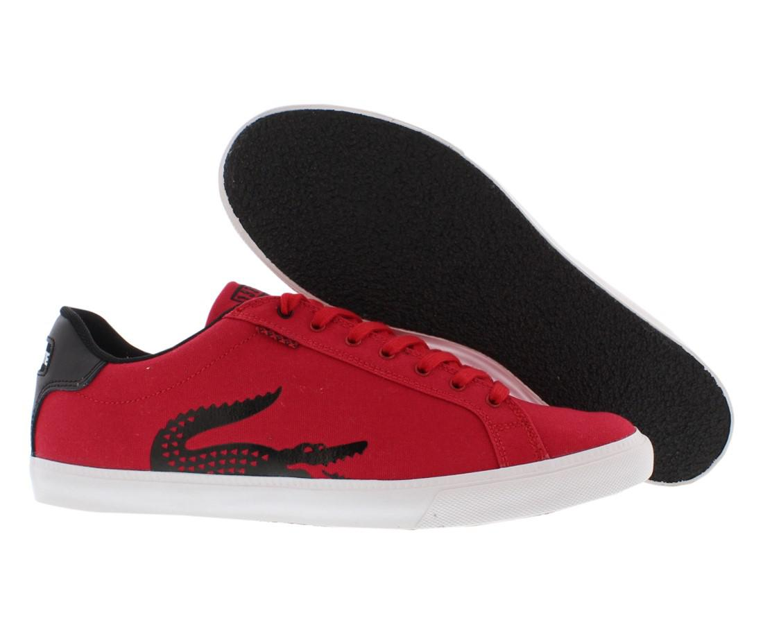 f73243d49 Lyst - Lacoste Graduate Vulc Tsp Casual Shoes Size 13 in Red for Men