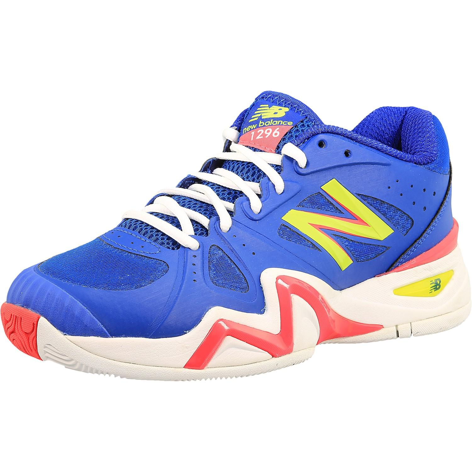 Womens Shoes New Balance WC1296 Blue