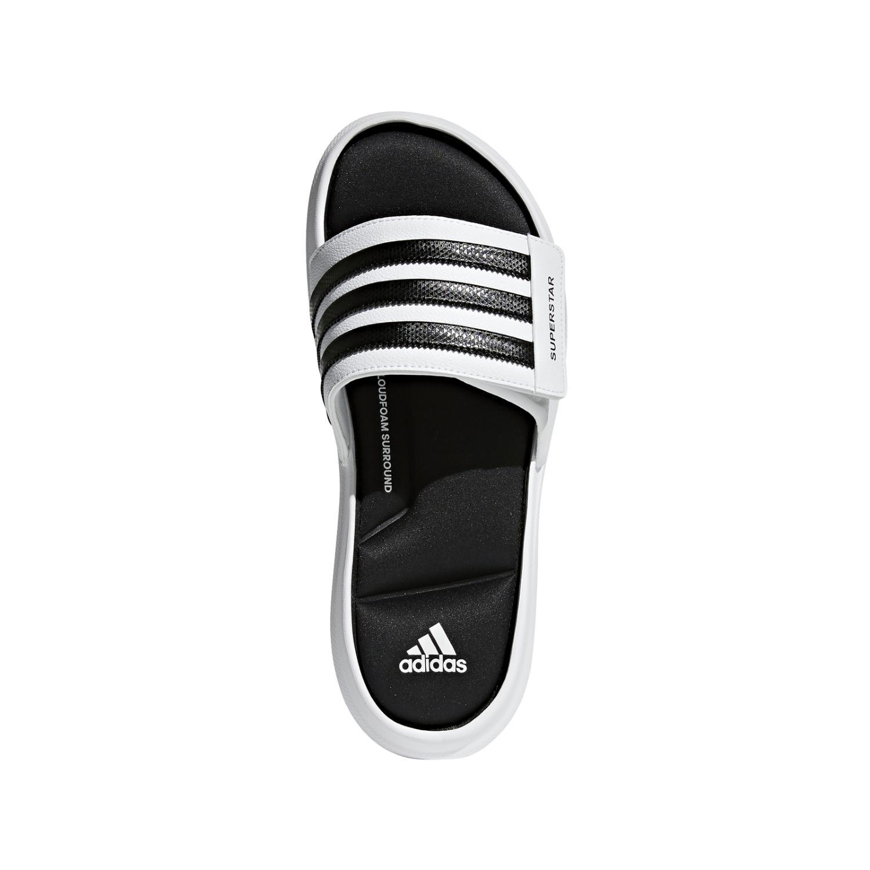 5c4405bb927a Lyst - adidas Superstar 5g (black white black) Men s Slide Shoes in ...