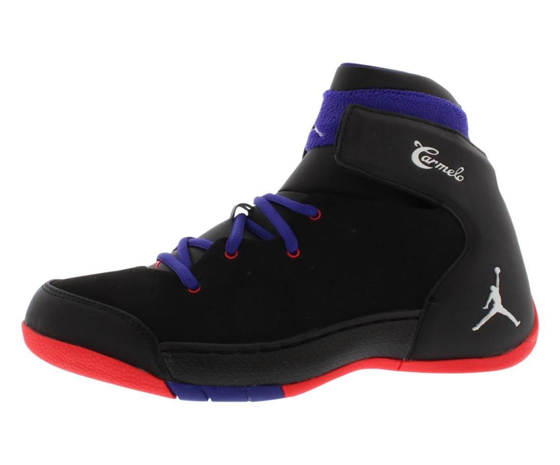 7933c4c63ab Nike Melo 1.5 Gradeschool Boy's Shoes Size 5.5 in Blue for Men - Lyst