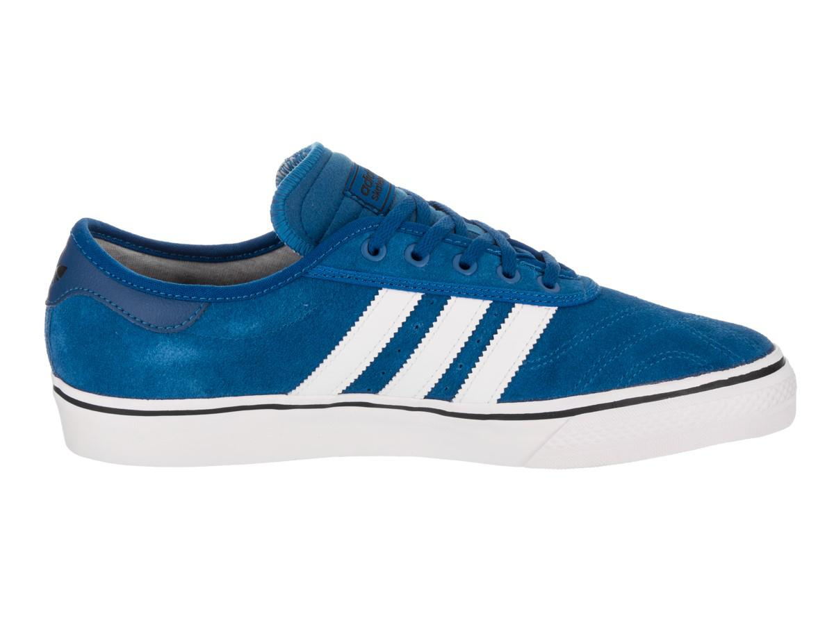 info for 49885 64090 Lyst - adidas Adi-ease Premiere Blueftwwhtconavy Skate Shoe