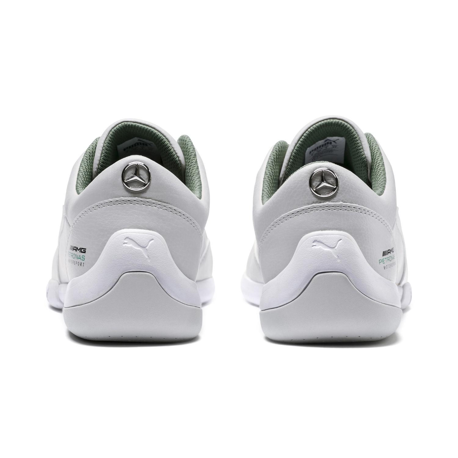 60284e3b43d Lyst - PUMA Mercedes Amg Petronas Kart Cat Iii Sneakers in White for Men