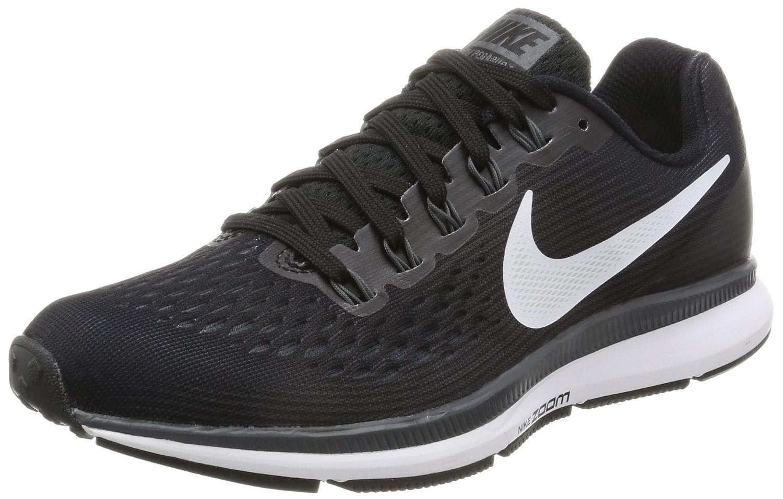ee776ea46df Lyst - Nike 880560-001   Air Zoom Pegasus 34 Running Shoe Black in ...