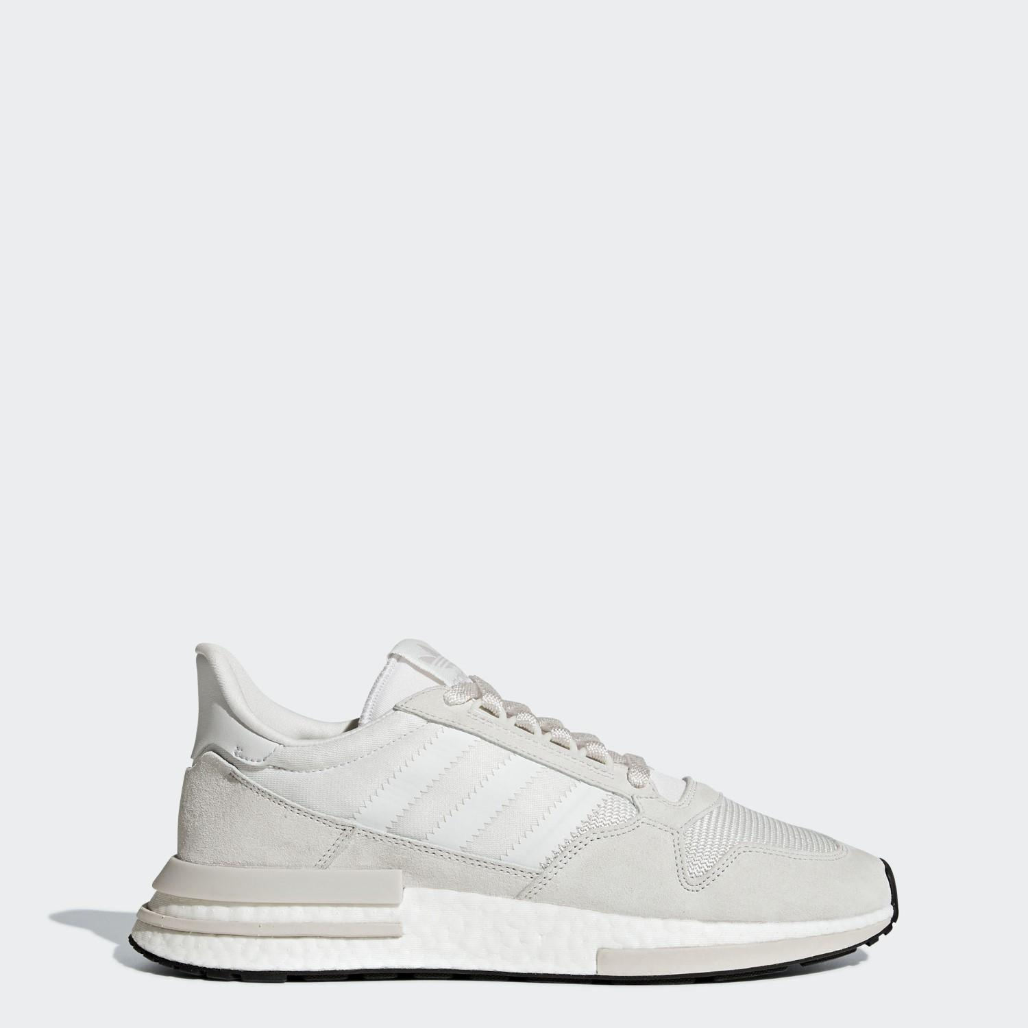 766fc223182fc Lyst - adidas Zx 500 Rm Shoes in White for Men