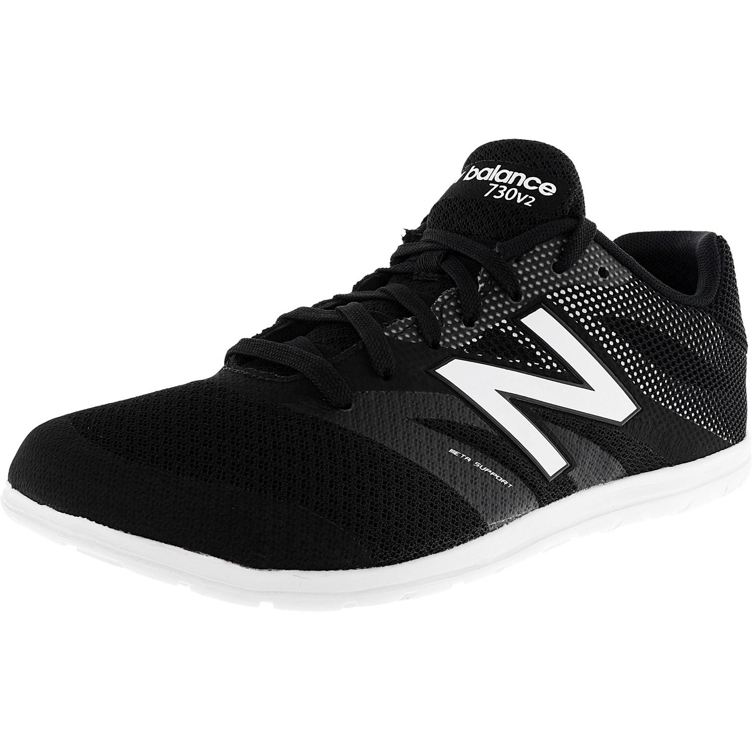 928cddfc47d22 Lyst - New Balance Wx730 Bk2 Ankle-high Cross Trainer Shoe in Black