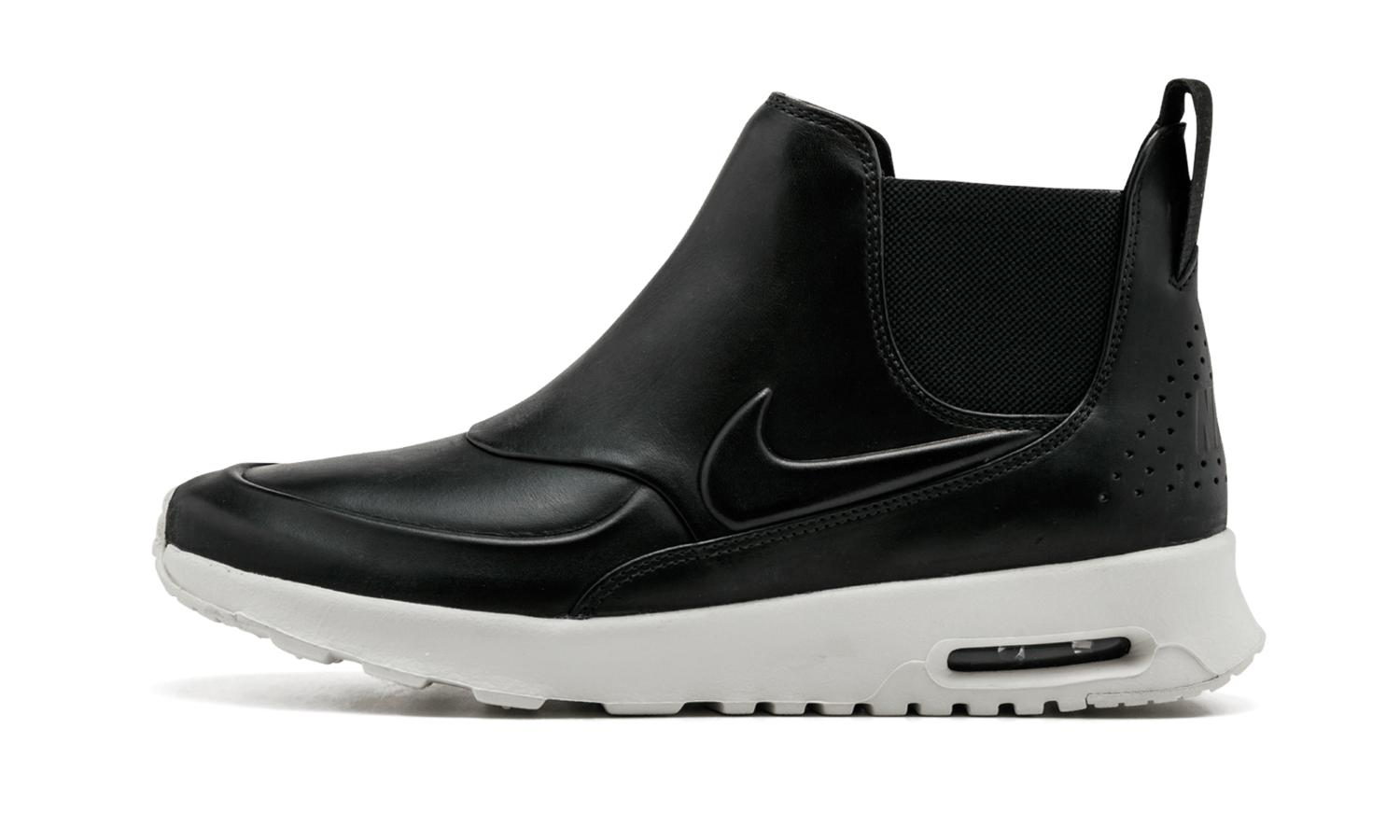 04db7b1cb3d Lyst - Nike Air Max Thea Running Mid Top Athletic Shoes in Black for Men