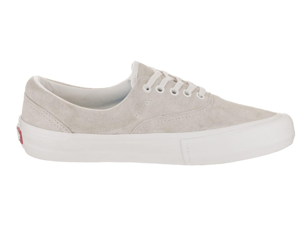 84ced89e1a Lyst - Vans Era Pro Blanc Blanc Skate Shoe 9.5 Men Us for Men