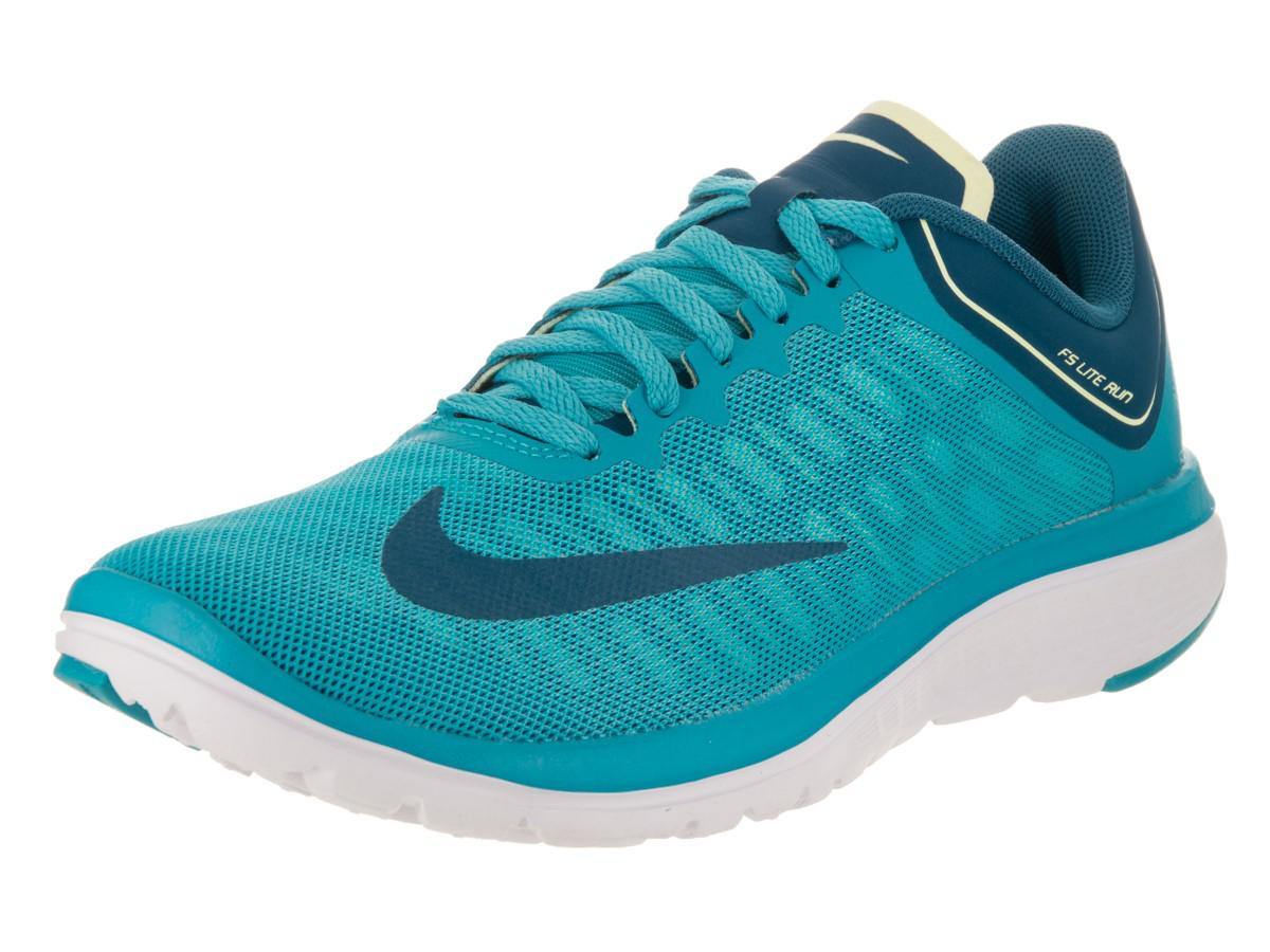 7c3ea9105c8d Lyst - Nike Fs Lite Run 4 Chlorine Blue industrial Blue Running Shoe ...