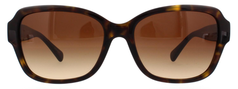 92cb940025fb ... new style lyst coach sunglasses hc8160 512013 dark tortoise 56mm in  brown e3991 5a7b1