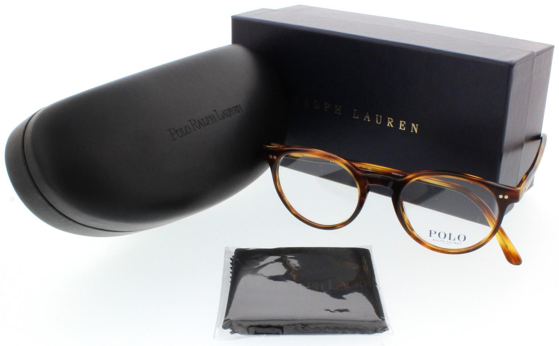 Lyst - Polo Ralph Lauren Eyeglasses Polo Ph 2083 5007 Havana Striped ...