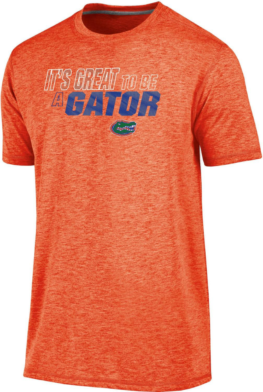 Lyst - Champion Florida Gators Mens Touchback T-shirt in Orange for Men b7b4e05eb