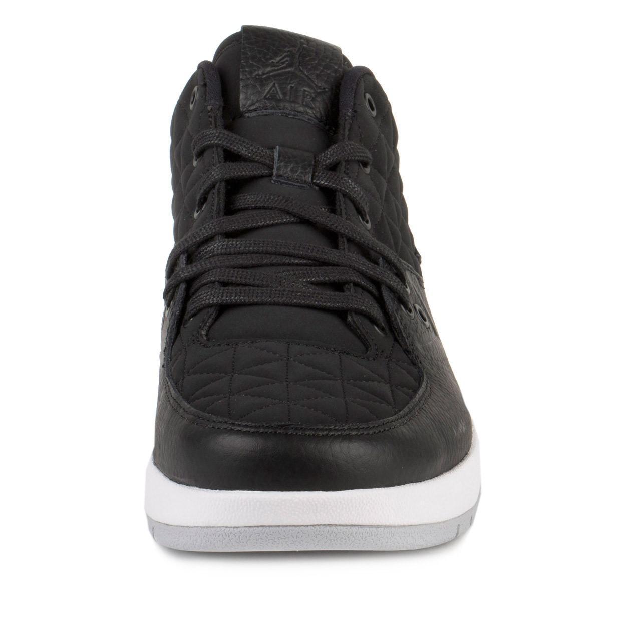 7dbda3c2eb0 Lyst - Nike Jordan Clutch Black white-wolf Grey 845043-010 in Black ...