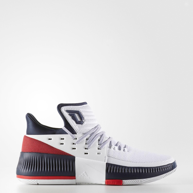 on sale f47d3 b7180 Lyst - Adidas Originals Dame 3 Shoes for Men
