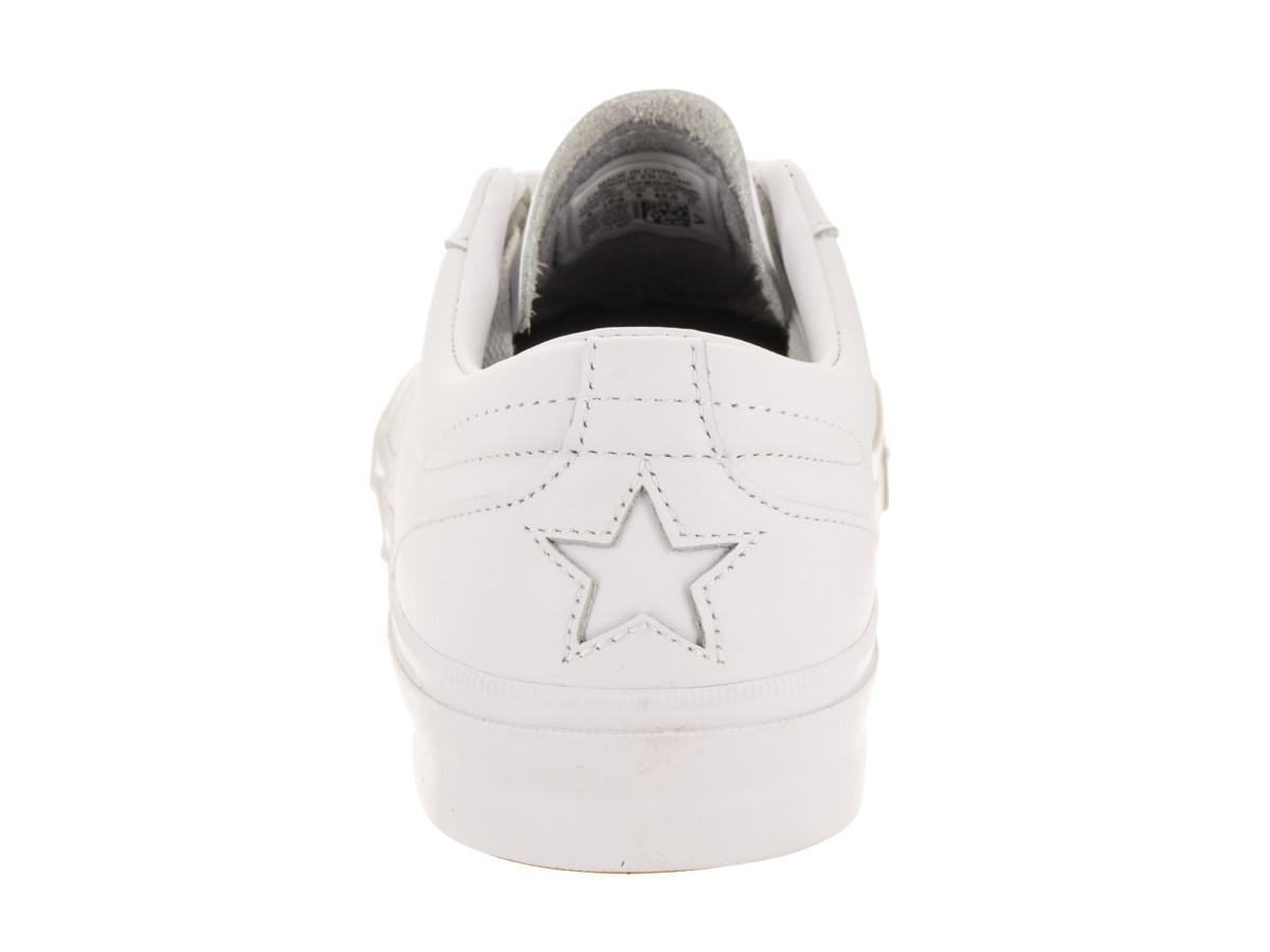 b082659bf4a8 Lyst - Converse Unisex One Star Cc Pro Ox White dolphin white Skate ...