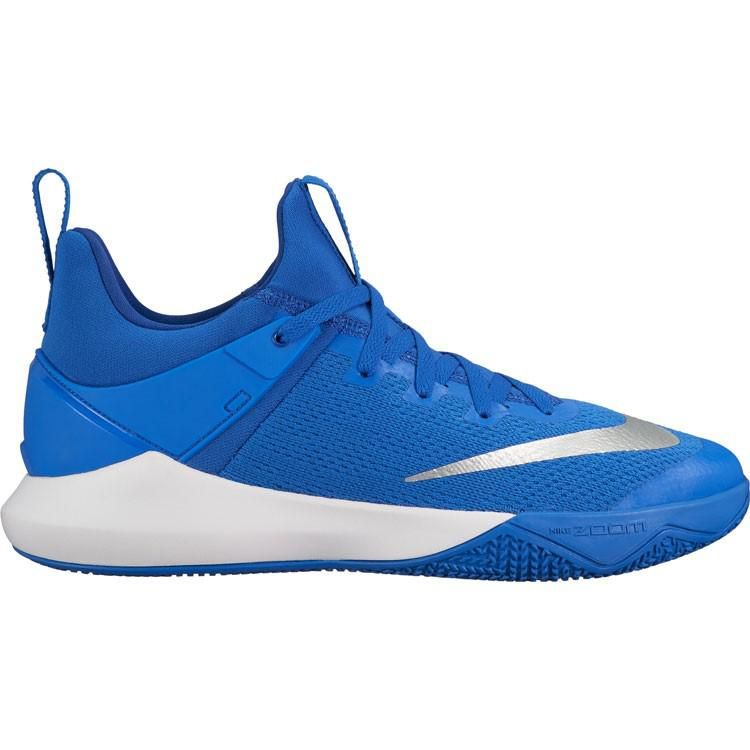 low priced 4a367 91912 ... nike. mens blue zoom shift tb