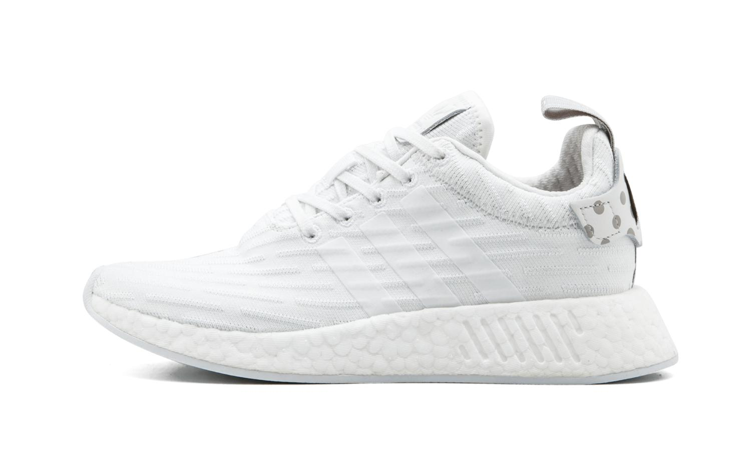 Lyst - adidas Nmd r2 W - By2245 in White 278fac36fe