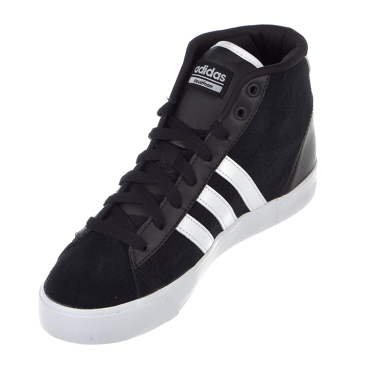 timeless design 5696a efa11 Lyst - adidas Neo Cf Daily Qt Mid W Sneaker in Black for Men