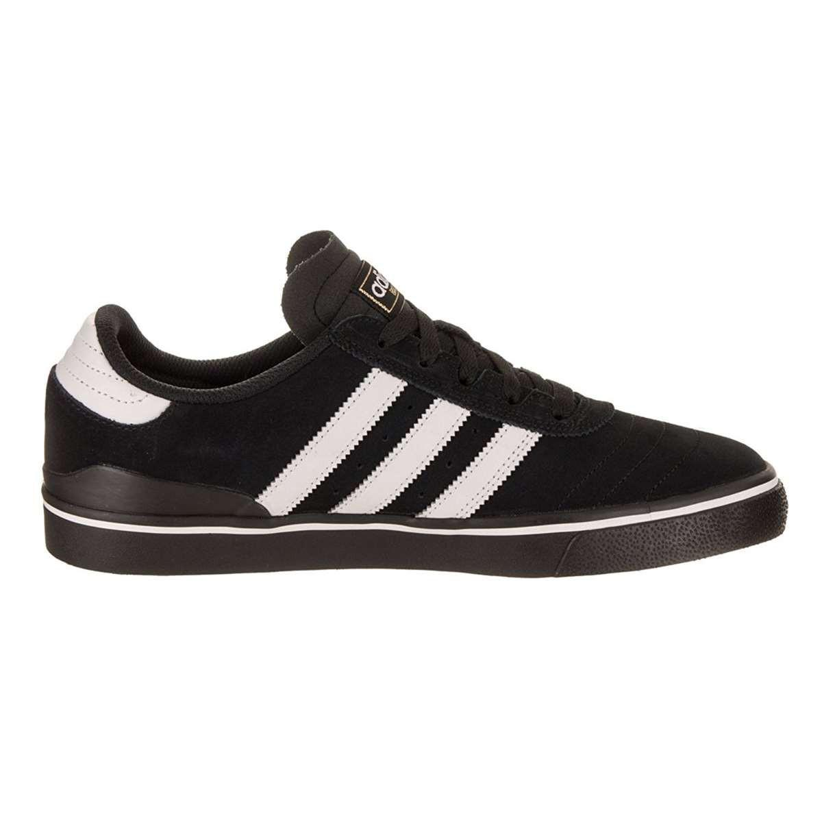 49f21a38be64d7 Lyst - Adidas Busenitz Vulc Adv Skateboarding Shoes - 8 - Black in ...