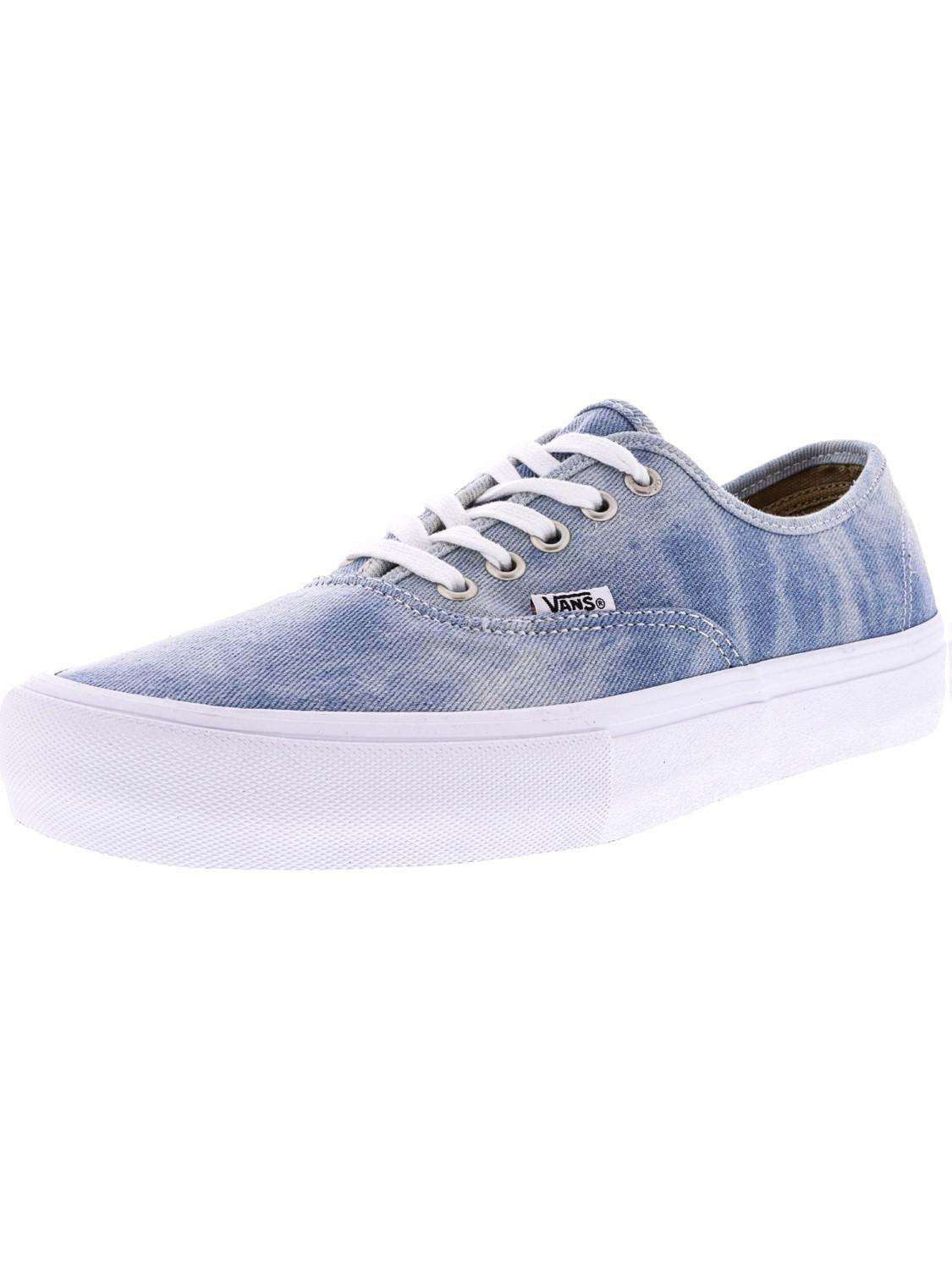 f0d3f48fdc9 Lyst - Vans Authentic Pro Ankle-high Suede Skateboarding Shoe - 10.5 ...