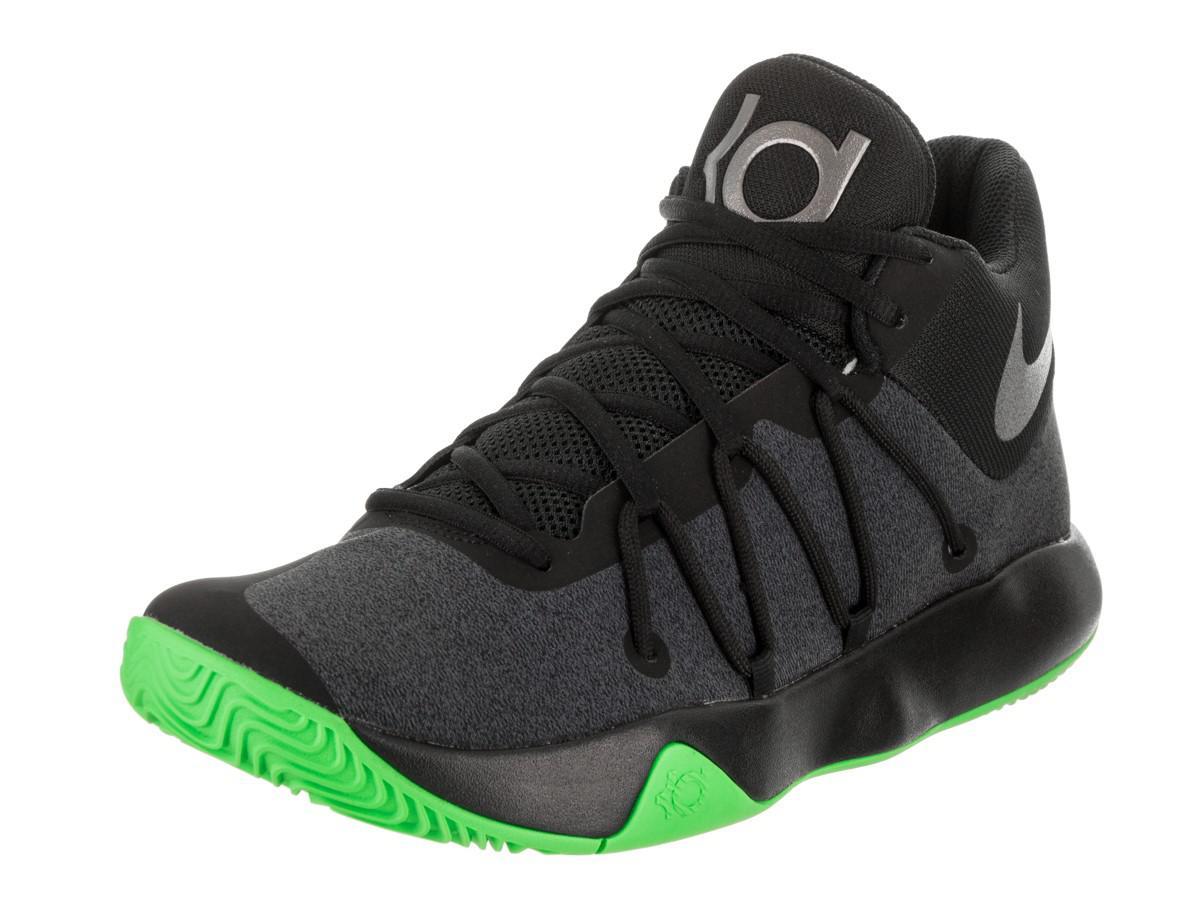 Nike. Men's Black Kd Trey 5 V Basketball Shoe ...