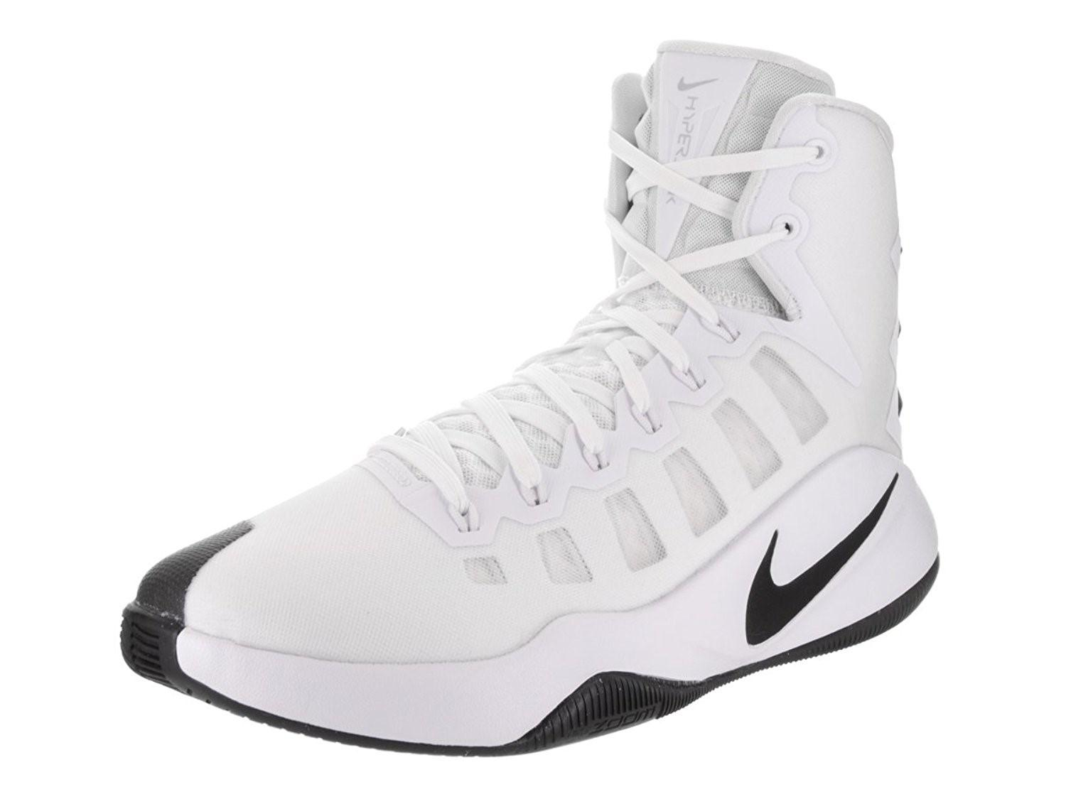 c3a3766d5723 Lyst - Nike Mens Hyperdunk 2016 Tb Basketball Shoes (9.5) in White ...