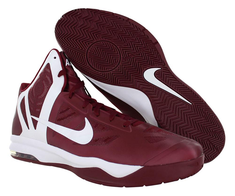 finest selection 6327c 49554 Nike Air Max Hyperaggressor Tb Shoes Size 18 in Red for Men - Lyst