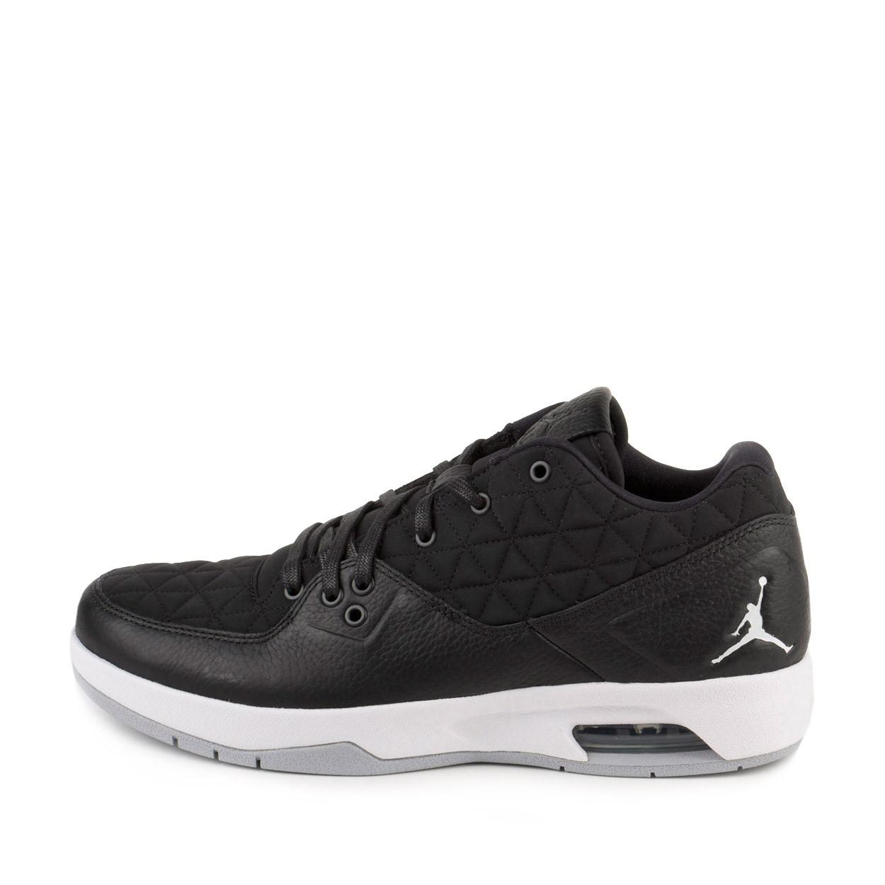 5582591c7bc5ed Lyst - Nike Jordan Clutch Black white-wolf Grey 845043-010 in Black ...